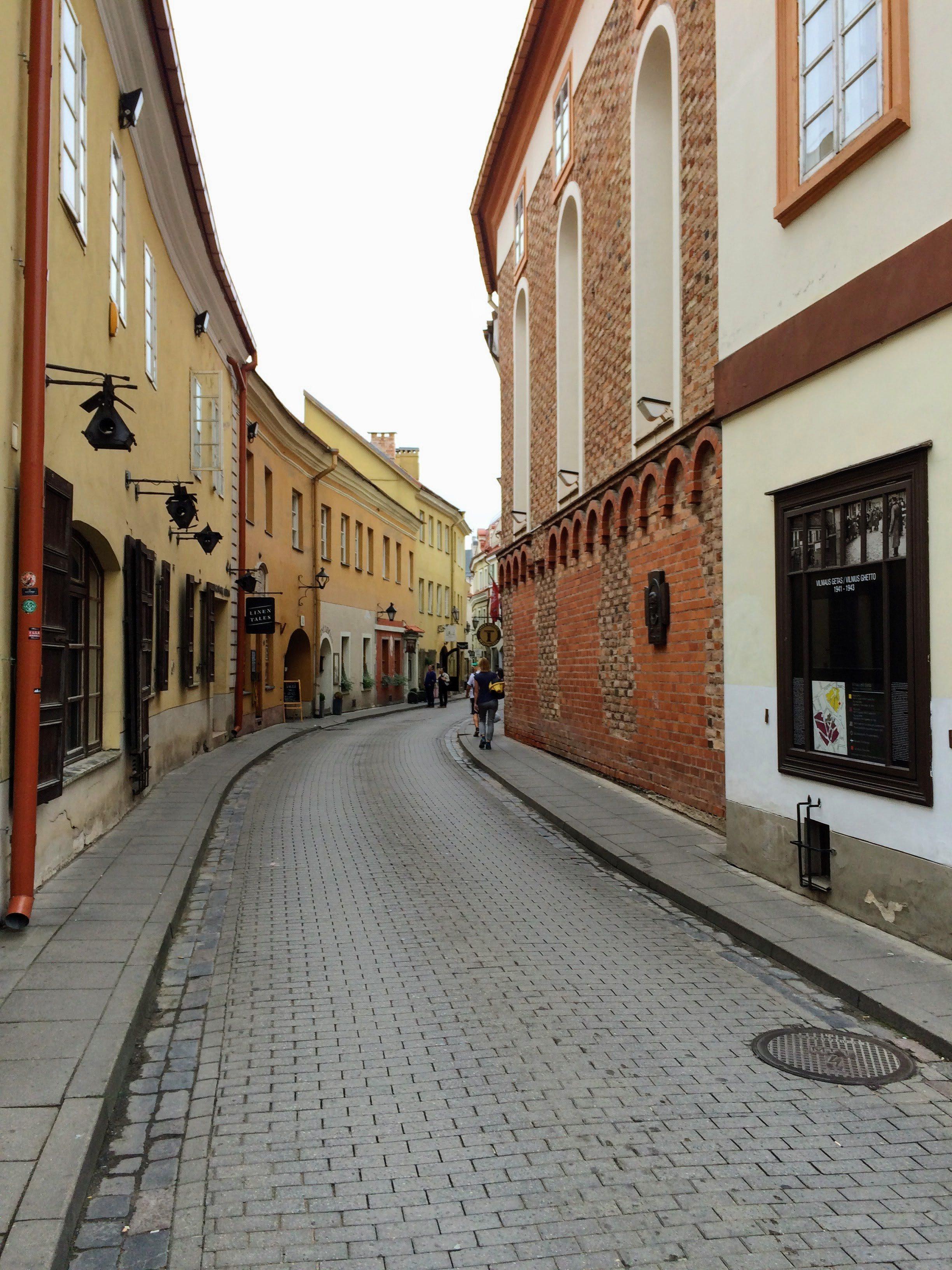 Old city Vilnius