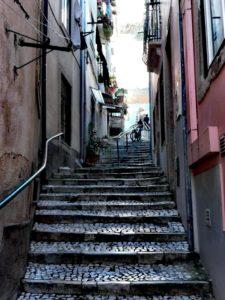 Lisbon, Alfama,