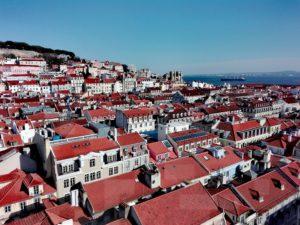 lisbon, miradouro, portugal