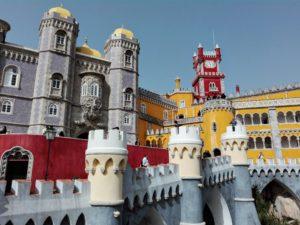 Pena Palace, dream castle, fairytale, portugal, sintra