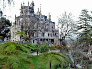 Quinta da Regaleria, Sintra, portugal, Dante, fairytale garden