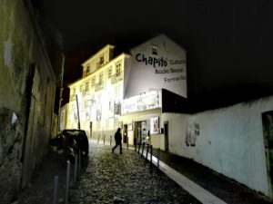 chapito, circus school, restaurant, best view, lisbon, good food, funny people