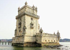 Belem tower, Portugal,Lisbon Vasco da Gama