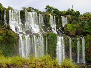 iguazu, waerfalls, argentina, brasil
