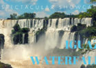 Argentina – The Iguazu Waterfalls, one of Mother Nature's most spectacular showcases!
