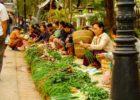 Laos – Luang Prabang's colorful wetmarket