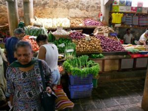Port Louis Central Market, vegetables, fruit, shopping