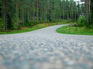 roadtrip, passportplease, sweden, småland, Skillingarryd, gravel roads, forests