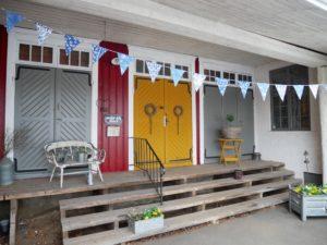 Mofas hus, sweden, swedish handcraft, Skillingarryd, Småland, passportplease