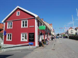 Gränna, Småland, Sweden, polka gris, passportplease, road trip
