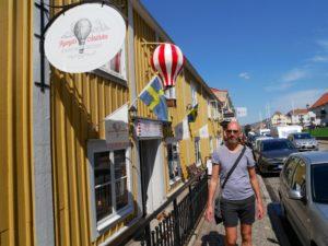 Gränna, Småland, Sweden, polkagris, passportplease,