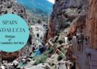 Spain – El Caminito del Rey gives your adrenalin level a kick!