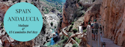 Spain – El Caminito del Rey gives your adrenalin level a kick!