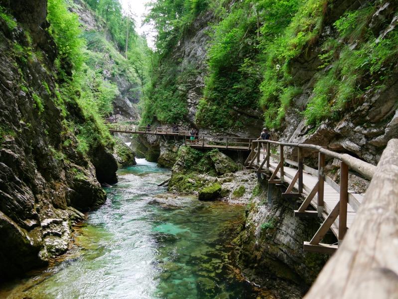 Vintgar Gorge Slovenia, Lake Bled
