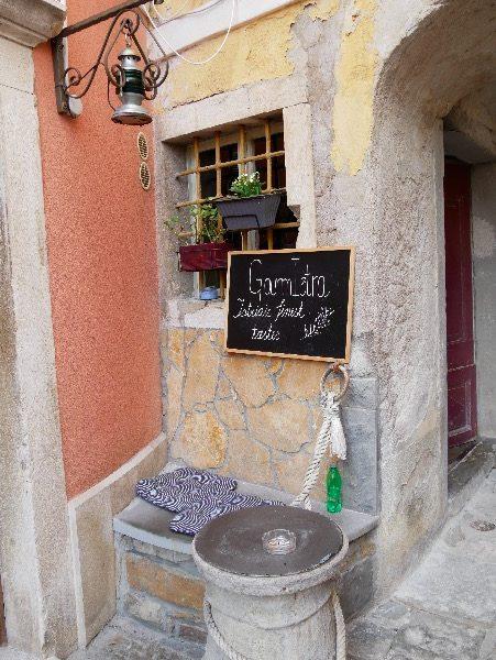 Cafe Piran Slovenia