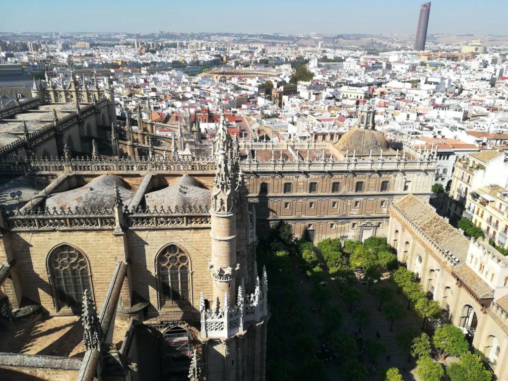 Giralde, Seville cathedral