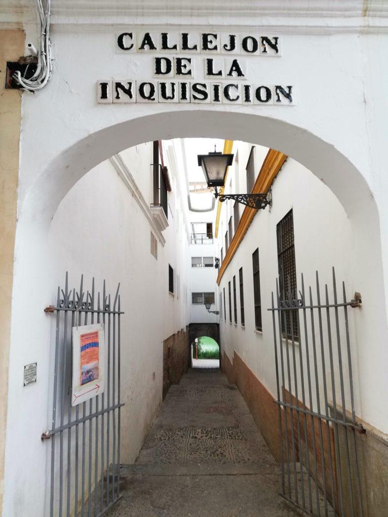 Spanish Inquisition, Seville