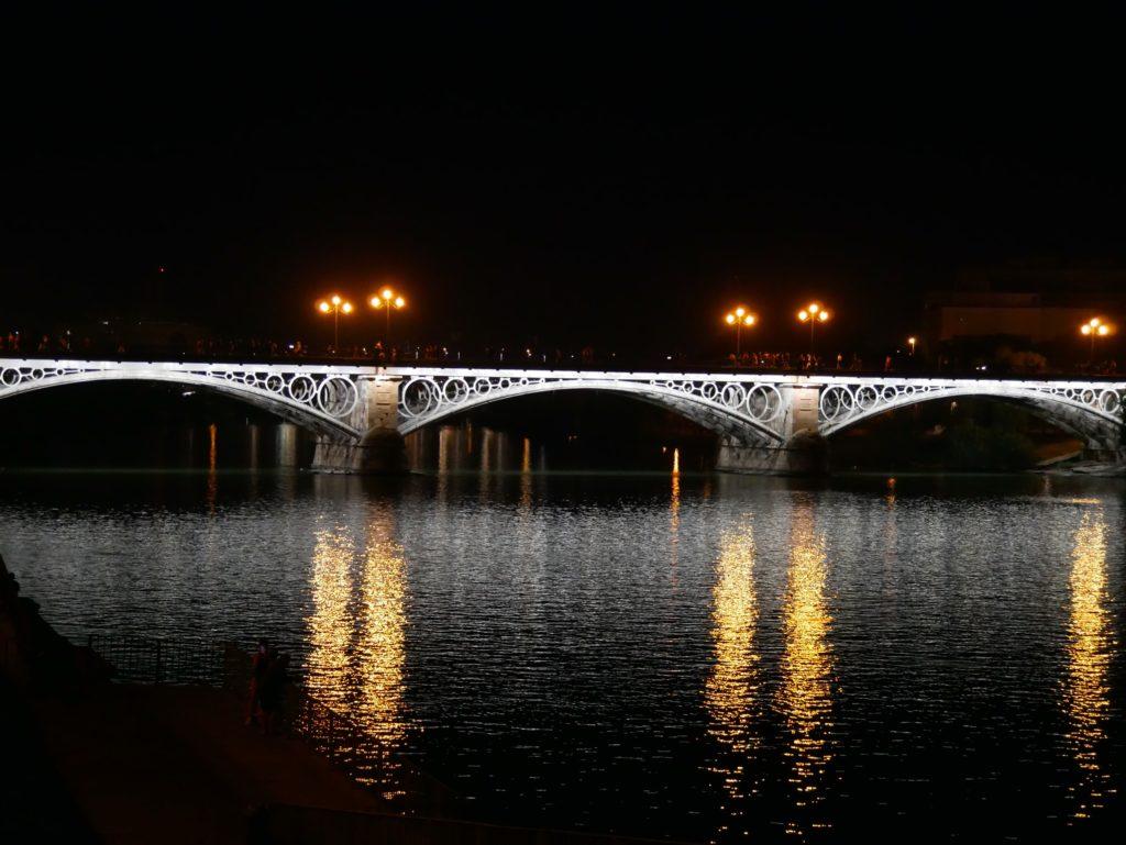 Isabel ll bridge, Seville
