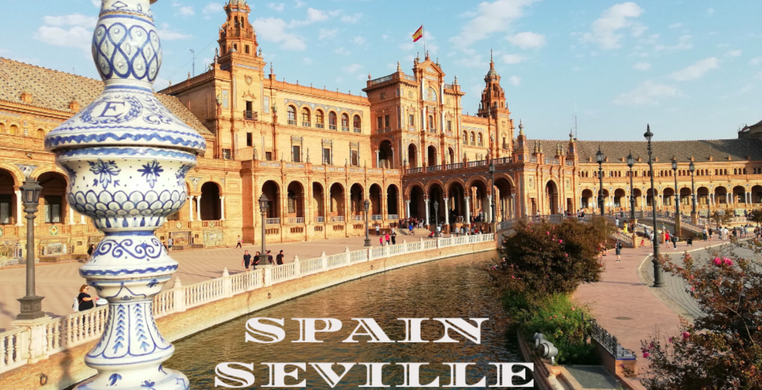 Seville – love at first sight